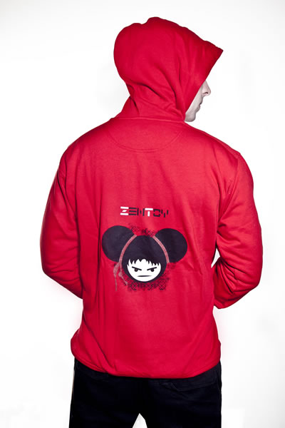 ZenToy - Boy Red SweatShirt