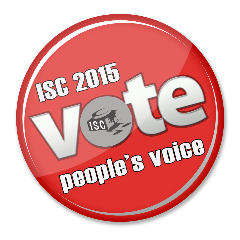 ISC 2015 People voice