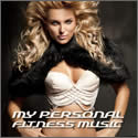 My personal fitness music